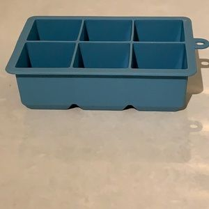 Brand New Blue Cubed Silicone Mould